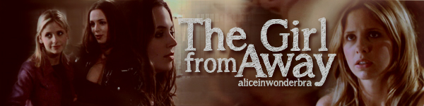 Banner for fuffy fanfic The Girl from Away